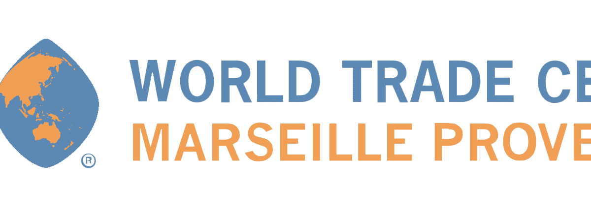 Logo du World Trade Center Marseille Provence - Centre d'affaires, centre de congrès, domiciliation et coworking