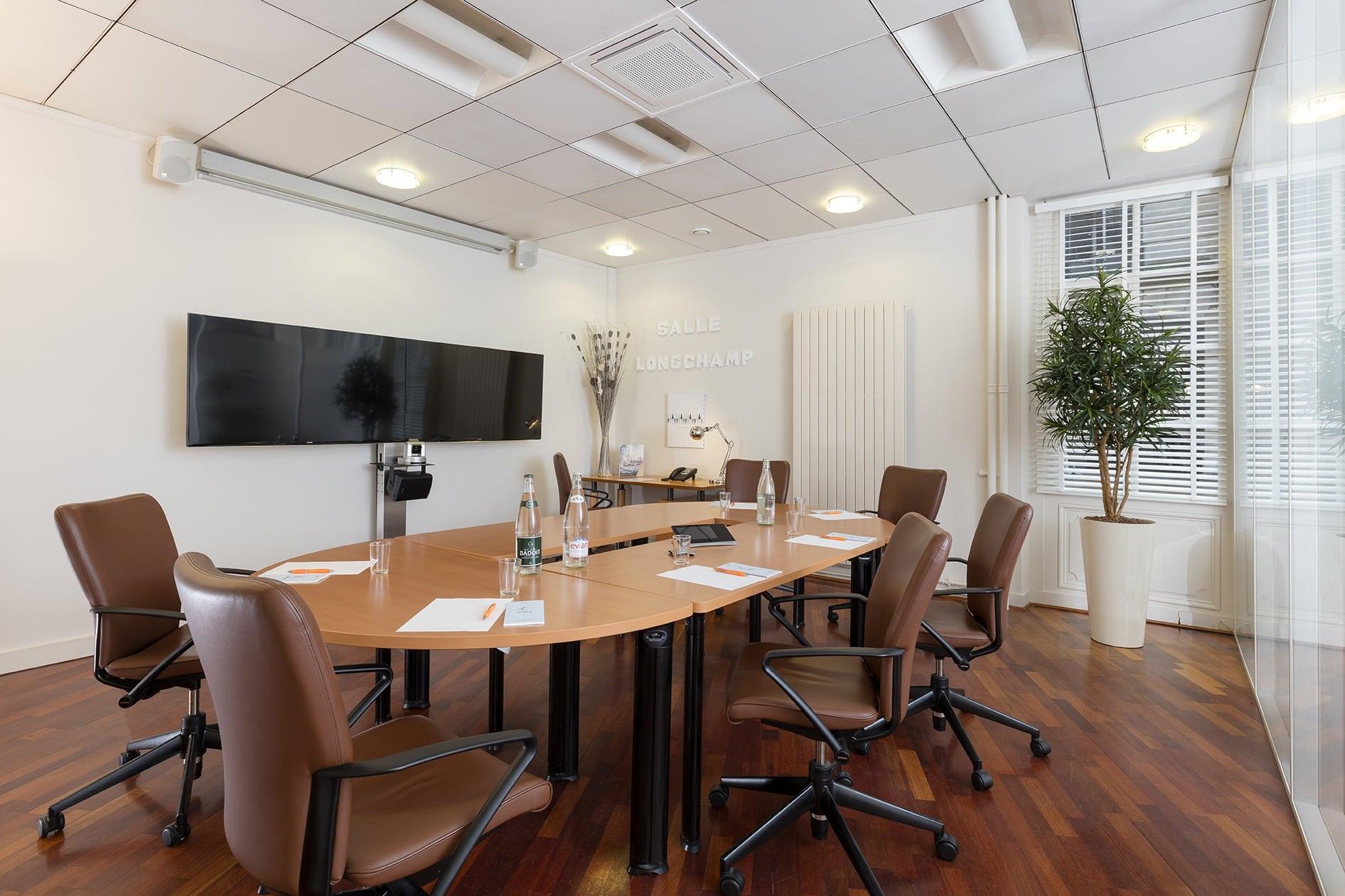 Location de salle de réunion à Marseille & Paris