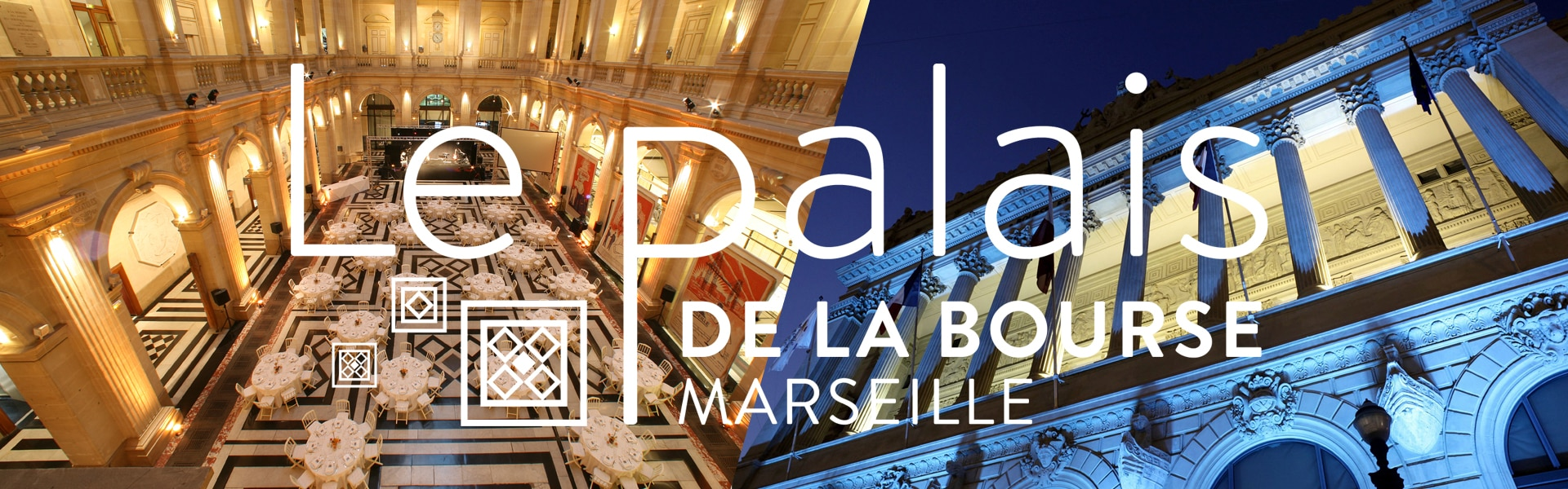 Centre de congrès & Meetings à Marseille - Palais de la Bourse