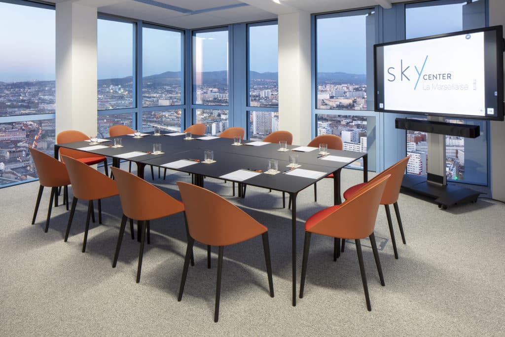 Location de salles Sky Center