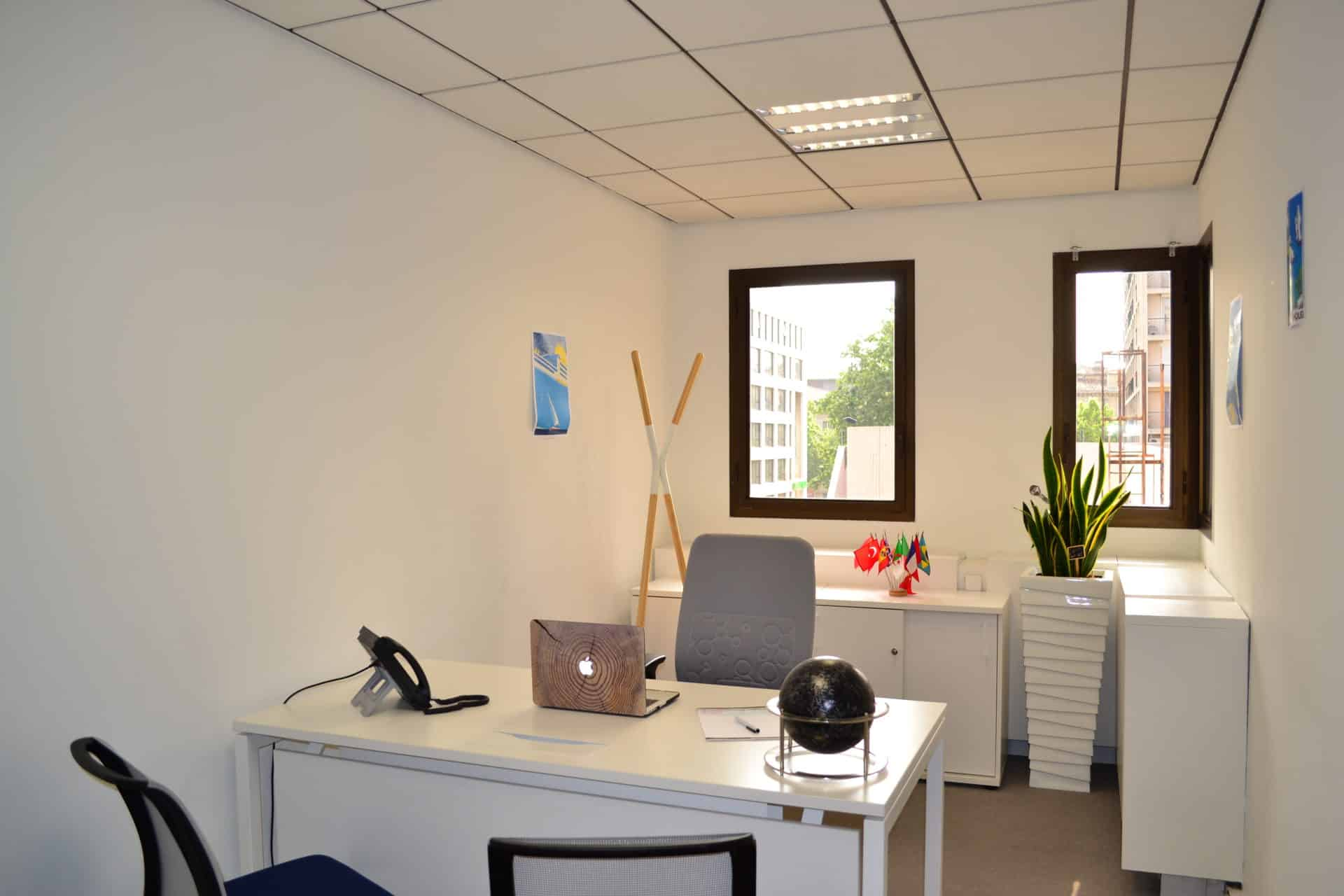 Location de bureau en plein cœur de Marseille - City Center