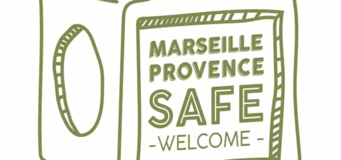 Illustration Marseille Provence SAFE WELCOME