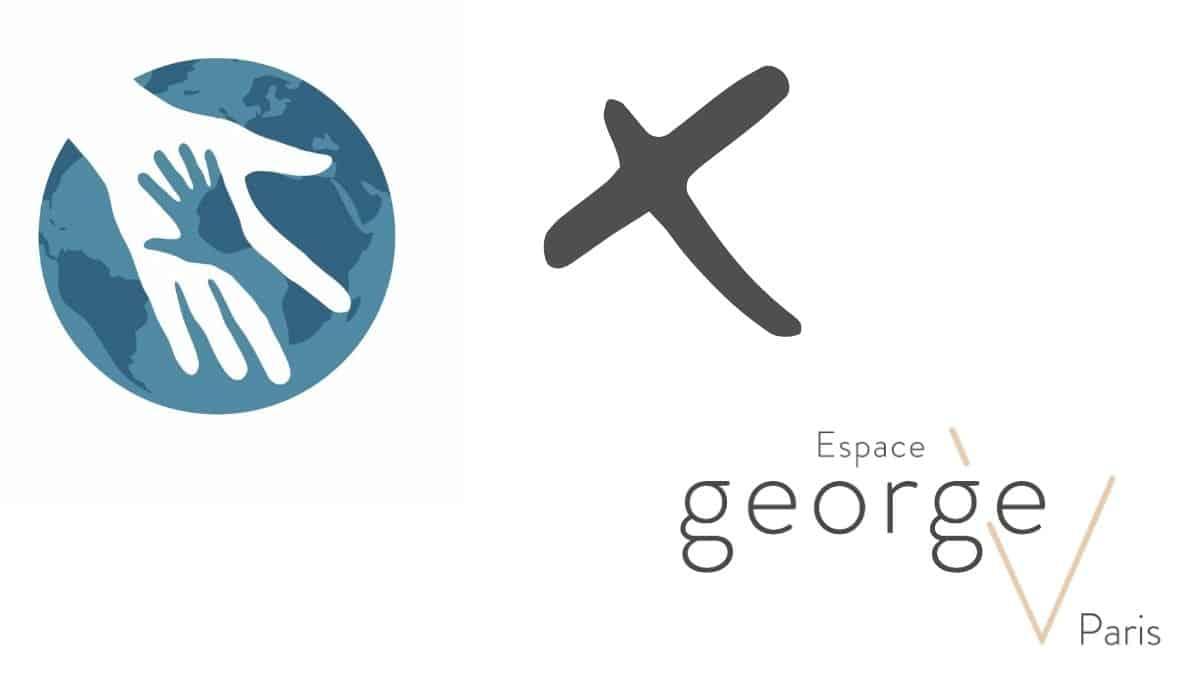 Association Noma Fund dans les locaux de l'espage George V Paris