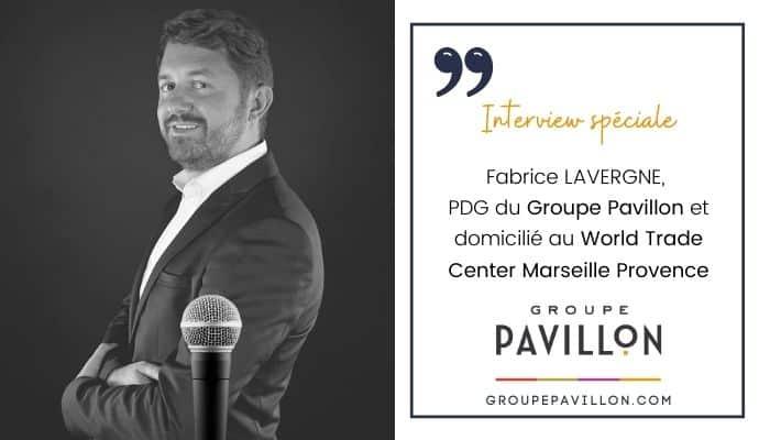 Interview groupe pavillon fabrice lavergne