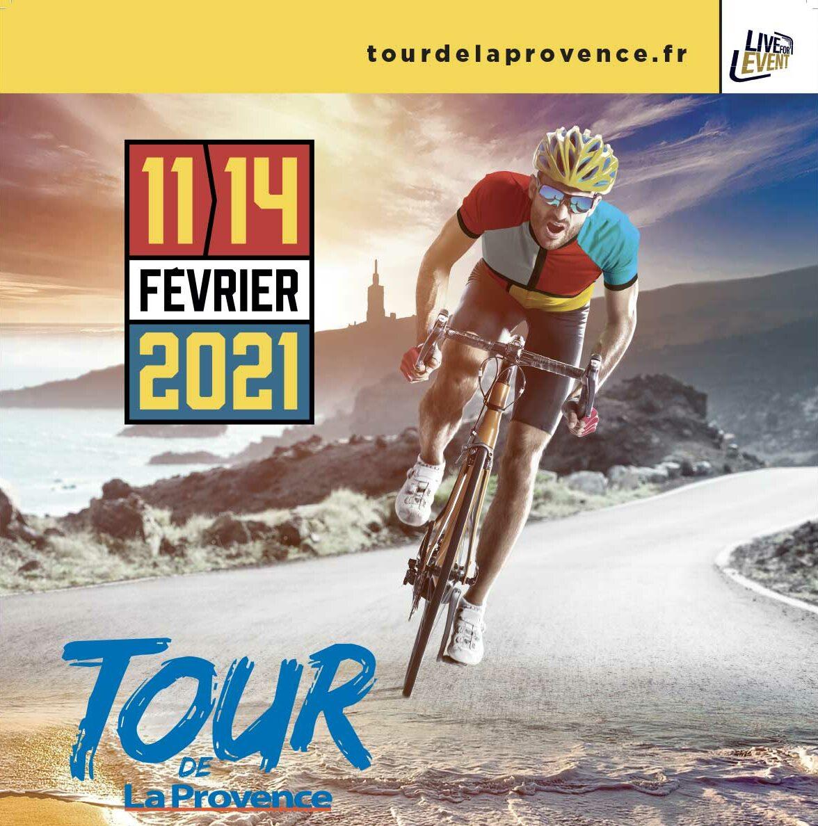 Visuel Tour de La Provence