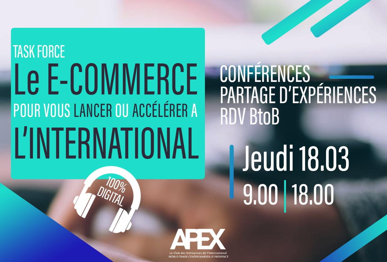 Visuel conférence APEX Nextra