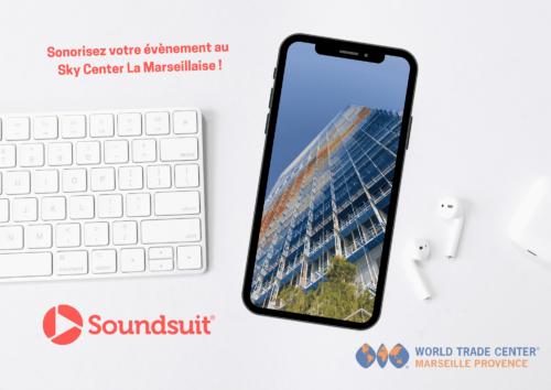 Visuel Partenariat SoundSuit WTCMP